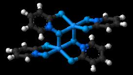 Молекулярная структура антимикробного вещества пропитки фильтра Тион