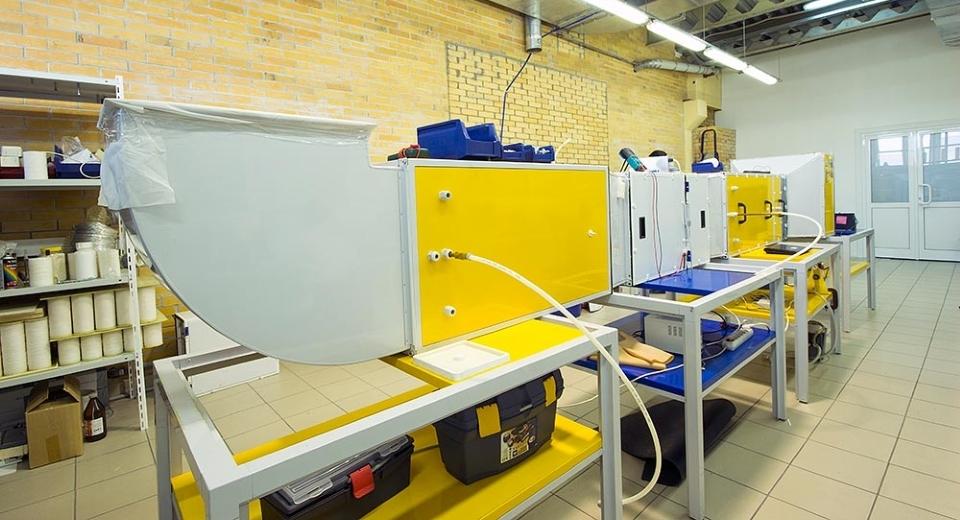 Воздух под контролем: в Академпарке открывается универсальная физико-химическая лаборатория