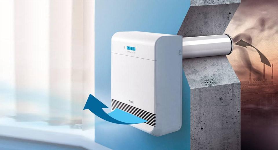 Приточное устройство для свежего воздуха дома - как выбрать?