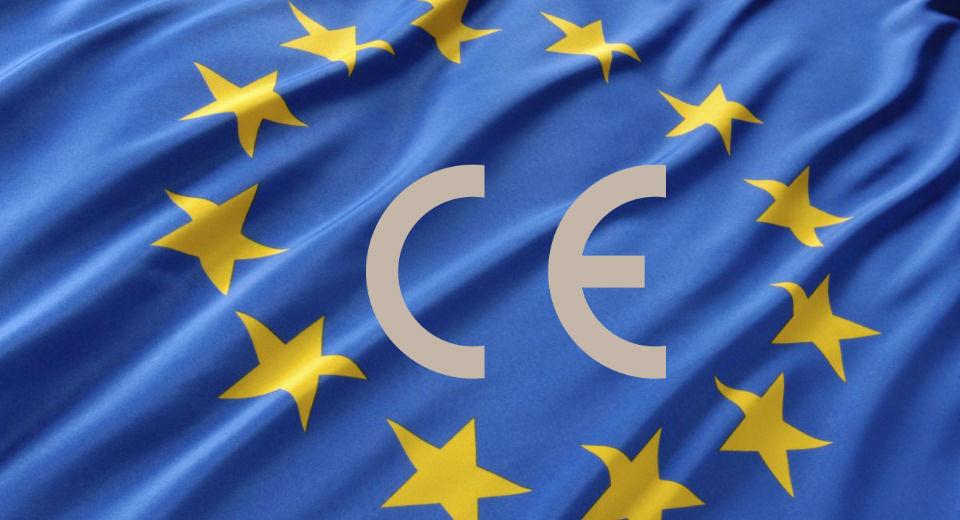 Сертификат CE - экологическая форточка в Европу