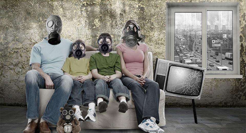 Гигиена воздуха и воздушные загрязнители
