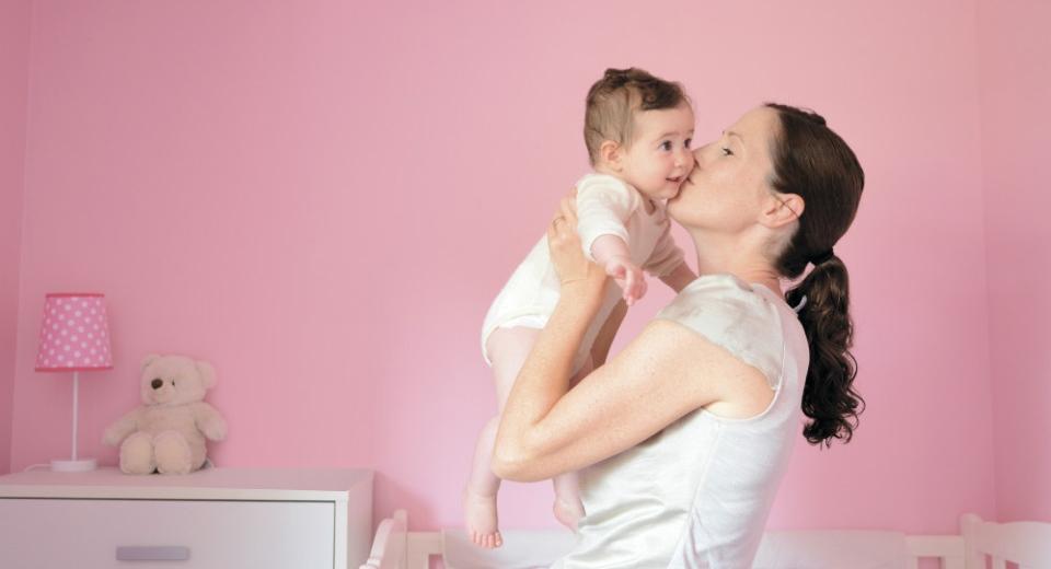 Микроклимат в детской комнате и свежий воздух