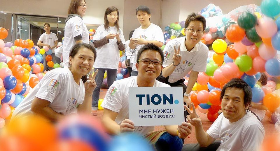 Трудности перевода: как Тион выходит на китайский рынок