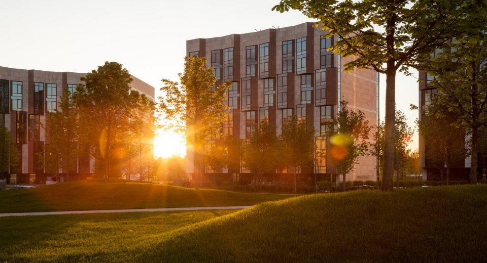 Tion Eco для жилого комплекса «Сколково Парк»