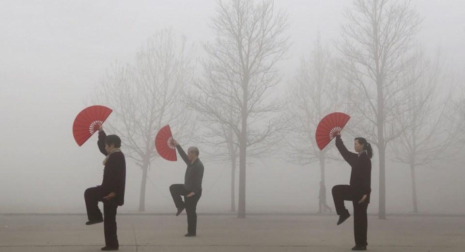Загрязнение воздуха: пять смертельных приемов