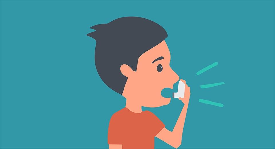 Бронхиальная астма у детей: маме на заметку