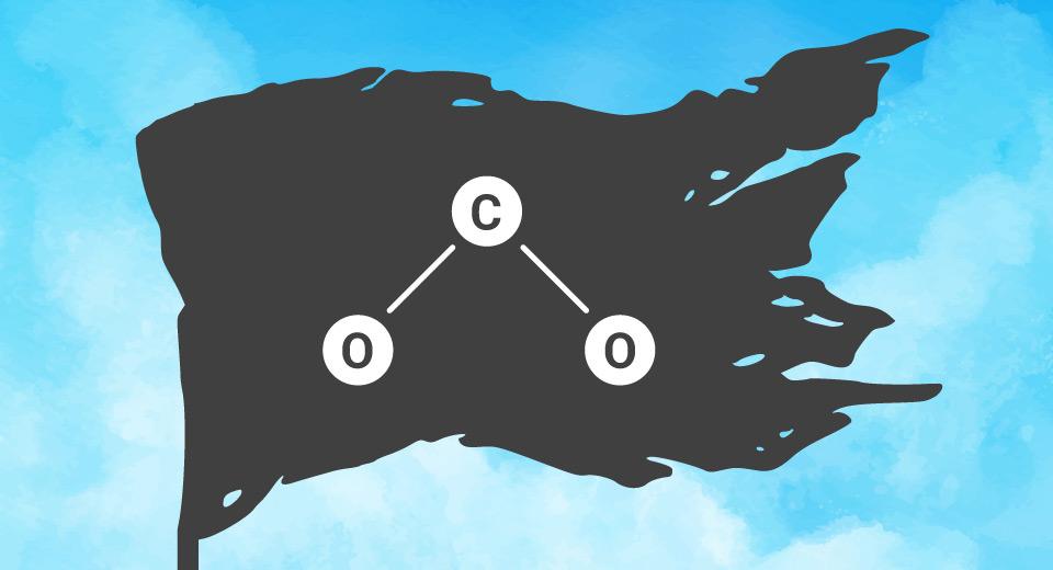Углекислый газ разрушает организм?