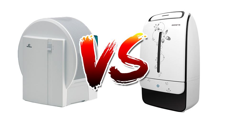 Мойка воздуха или увлажнитель – что выбрать?