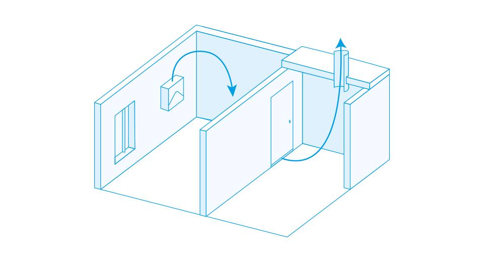 Приточная вентиляция в квартире с фильтрацией