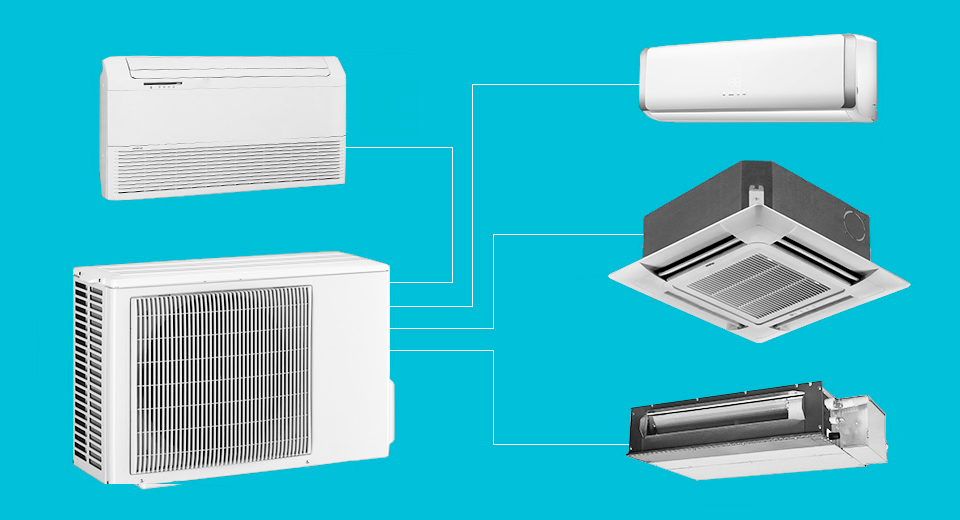 системы кондиционирования воздуха