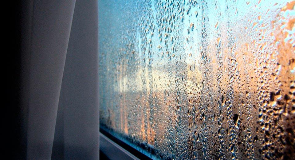 Конденсат на пластиковых окнах. Проблемы, причины, решения