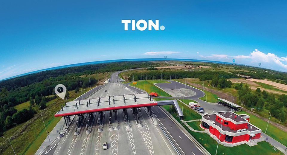 Тион замерил уровень загрязнения воздуха для компании Автодор
