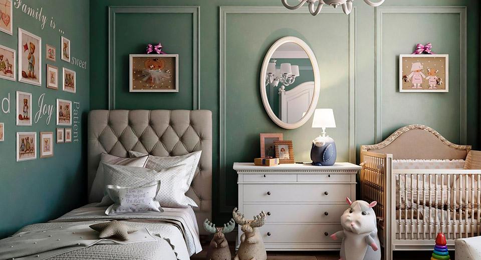 Карнизы и молдинги для оформления гостиной и спальни