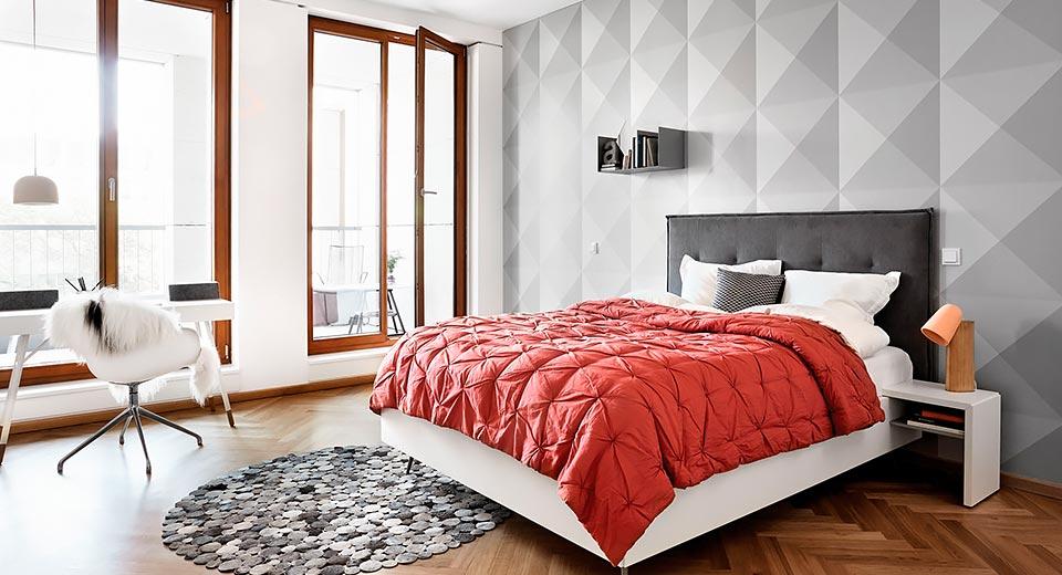 Все в 3D: панели для гостиной и спальни