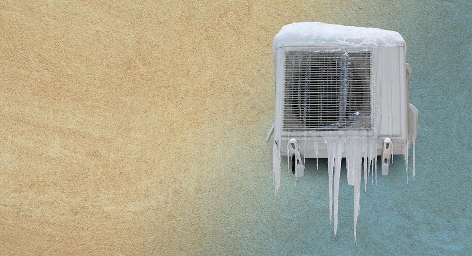Можно ли включать кондиционер зимой: обогрев и охлаждение при низких температурах