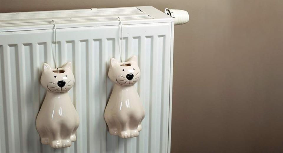 Как увлажнить воздух в квартире без увлажнителя: просто и изящно