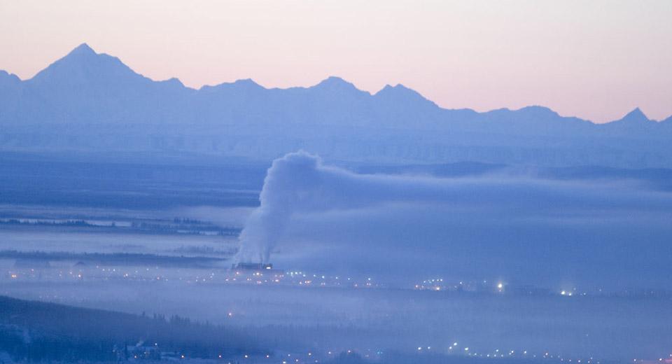 Ледяной смог