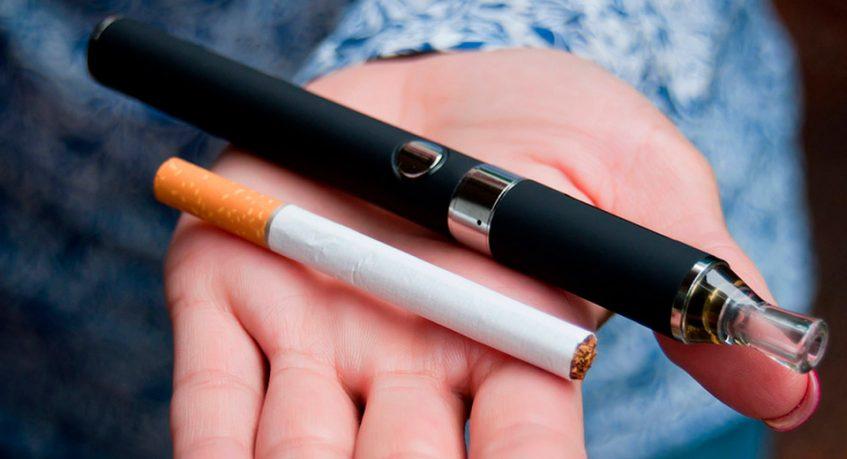 Электронная сигарета одноразовая вред для здоровья без никотина сигареты памир купить