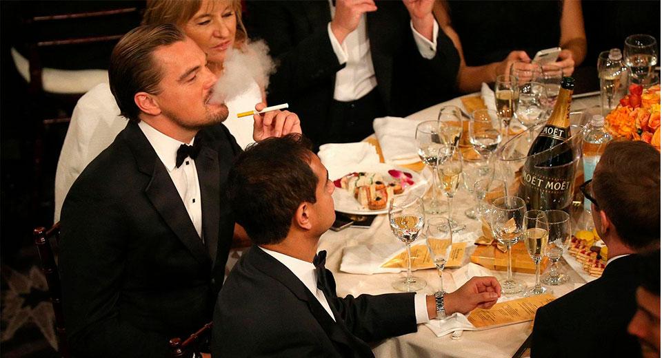 Электронная сигарета как настоящая