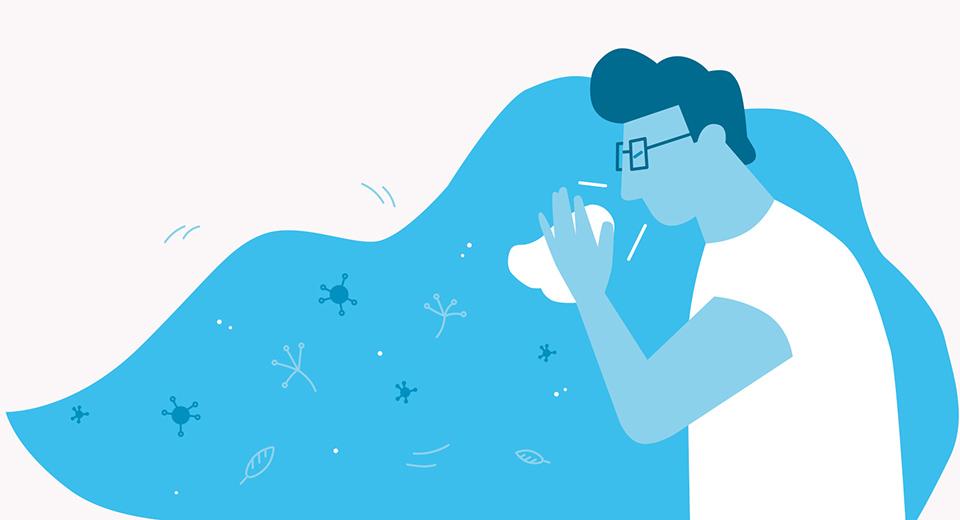 Аллергия и ее симптомы: как бороться?