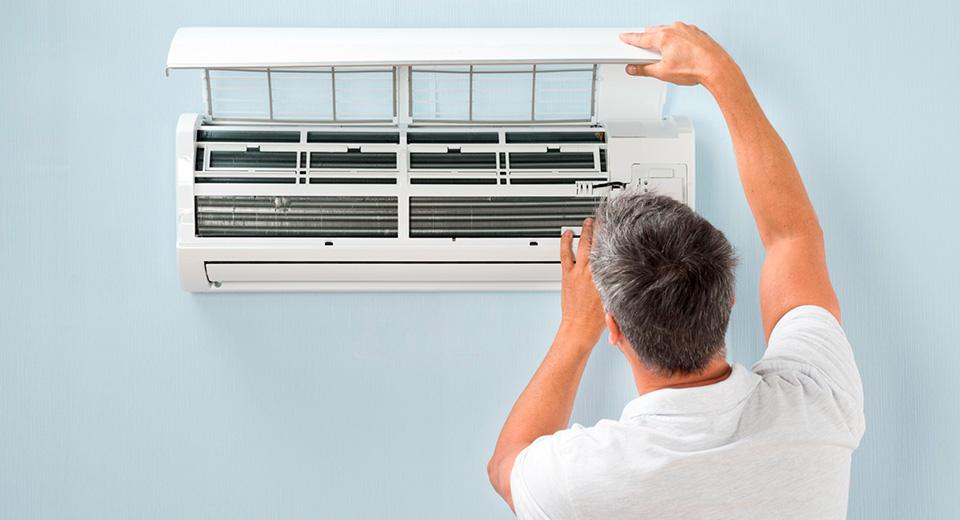 Как почистить кондиционер в домашних условиях: чистка сплит-системы своими руками