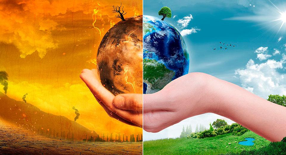 Доклад о глобальном потеплении 7547