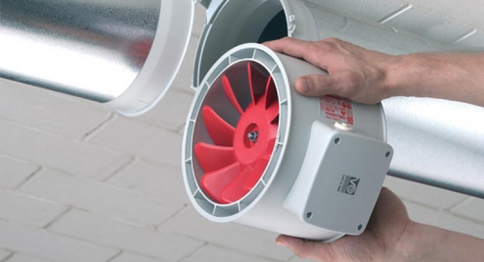 Канальные вентиляторы: зачем нужны, какие бывают, как установить