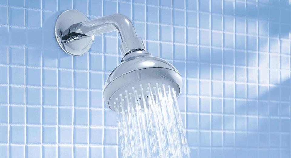 Принять душ или ванну