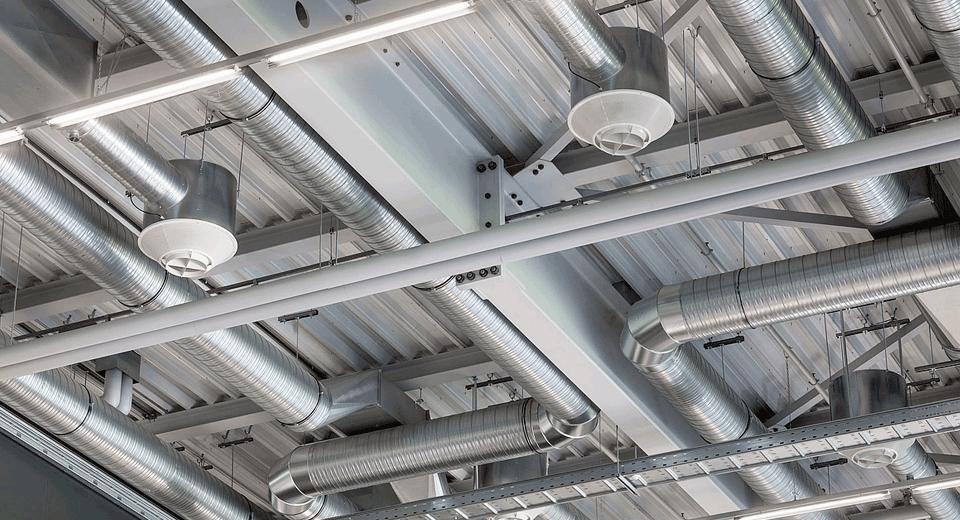 Монтаж вентиляции в многоквартирном доме