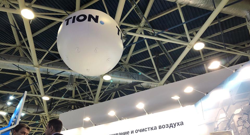 «Тион» на международной выставке «Здравоохранение-2018»