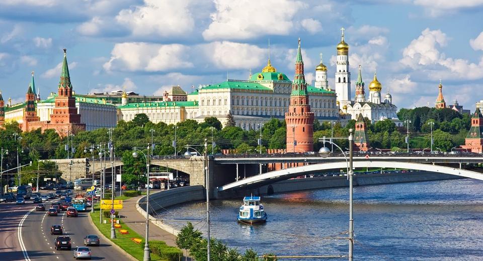 Места для прогулок в Москве. Где погулять в Москве.