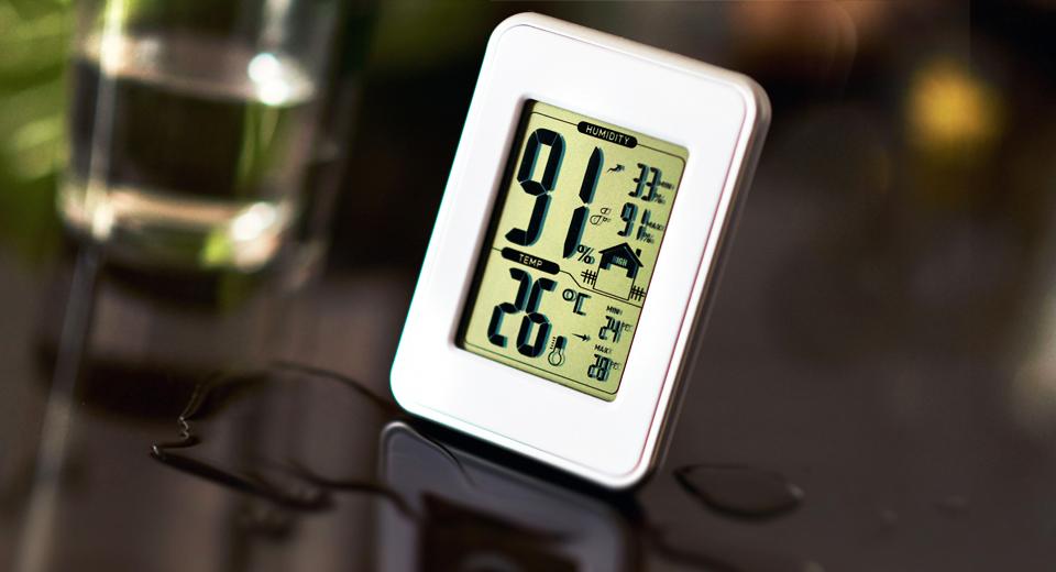 Измеритель влажности воздуха