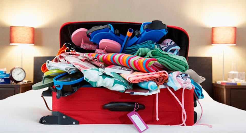 На чемоданах: что взять с собой в поездку